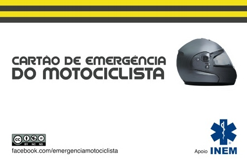 cartao emergencia